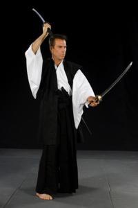 Shihan Abbott Japanese Sword