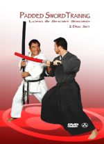 Chanbara Padded Sword Tutorial: Two-Disc Set
